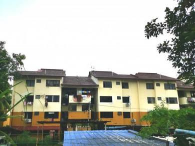 Low cost Selesa jaya Flat