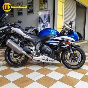 Suzuki gsx r1000 abs gsxr1000
