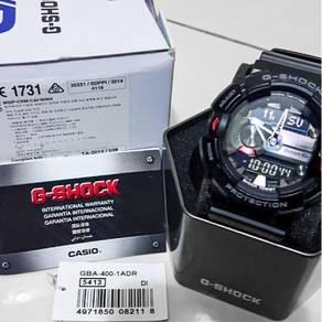 G-Shock GBA-400-1A (BLUETOOTH)