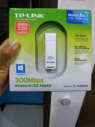 TP-LINK 300Mbps Wireless and USB Adapter