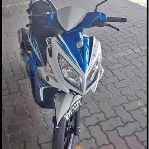 2013 Yamaha Nouvo LC