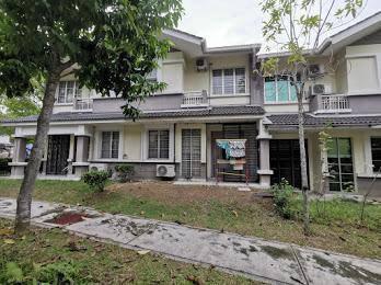 FULLY FURNISHED Double Storey House Presint 11/D Putrajaya