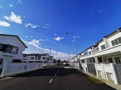 Taman saga [brand new house] KAMPUNG JAWA 2STOREY