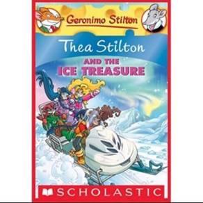 Ss50 thea stilton and the ice treasure