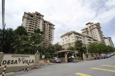 Desaria Villa Apartment, Puchong