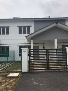 Taman Pasir PutihDouble Storey Low Cost House For Rent