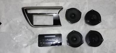 Perodua Myvi Gen 3 Audio Player Radio for sale