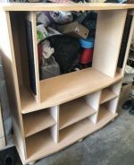 Tv cabinet to let go