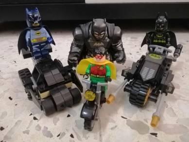Batman Minifigures like Lego