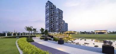 Fully Furnished The Parque Residence, Rimbayu, Kota Kemuning