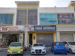 Most Strategic Location with high traffic located at Sri Perkasa, Ipoh