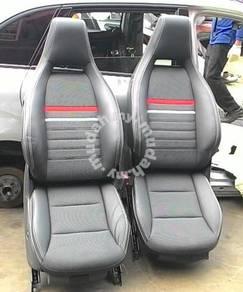 Mercedes A-class W176 Leather Sport Seats Full Set