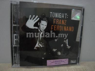 CD Franz Ferdinand - Tonight