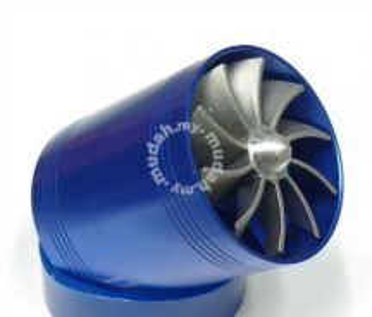 SIMOTA Surbo Twin Fan - Fuel saver