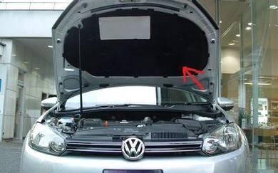 Volkswagen VW Genuine Golf Bonnet Hood Insulator
