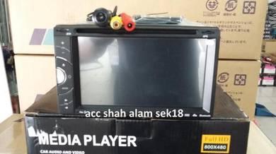 DVD Monitor persona player with CAMERA myvi