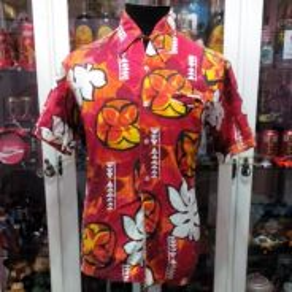 Vtg 50's Don Loper of California Hawaiian Shirt