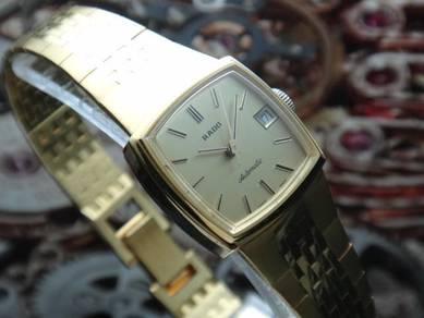 545) rado vintage automatic ladies watch