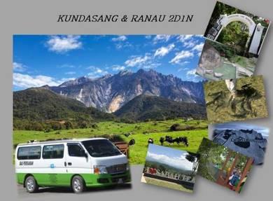 Percutian di Kota Kinabalu