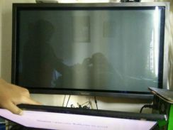 Panasonic TH-42PWD5 Wide Plasma Display