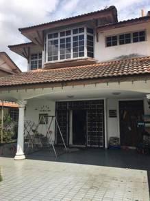 Double Storey Semi Detached at Jalan Layang Perling