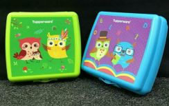 Owl-Some Sandwich Keeper (2pcs)