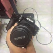 Canon 1000d and yicamera (double)