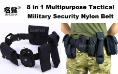 Multipurpose Utility Military Army Security Nylon