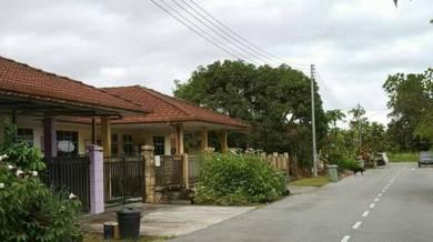Single Storey Corner Stakan Jaya 7 Mile 100% Loan