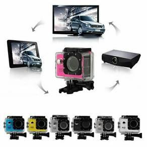 Camera HD serberguna video kalis air