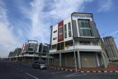 4 storey corner shop Kota Laksamana (near Jonker Walk & tourist Melaka