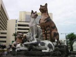 City tour (Bandar Kuching)