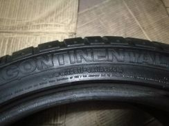 Tyre tayar 265 40 21 Continental SportContact2