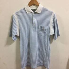 Grandslam Munsingwear Penguin Striped Shirt Size S