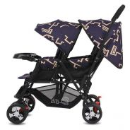 Double Stroller Twin Stroller 2 Kids