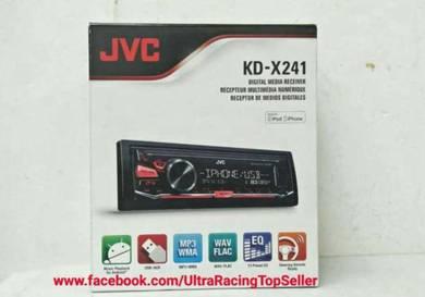 JVC KD-X241 Digital Media Receiver