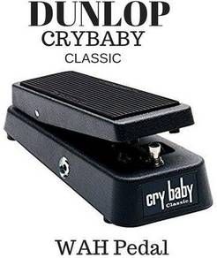 Dunlop GCB95F Crybaby Classic Fasel Inductor Wah