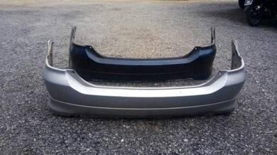 Toyota WISH pfl 2.0 rear bumper w padding arch