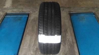 Used pirelli p-zero run flat 245/40/20 tire f10