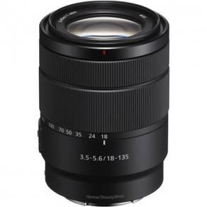Brand new sony e 18-135mm f3.5-5.6 oss lens