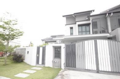(Full Reno) 2 Storey Corner Terrace, Bandar Bukit Raja