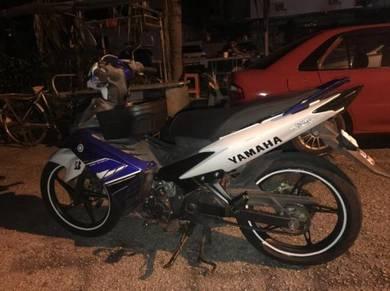 Yamaha 135LC (5Speed)