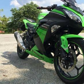 Kawasaki ninja 250 fi Special Edition - 2013