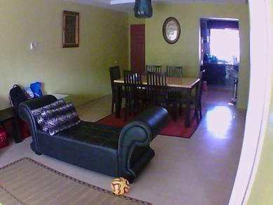 2 storey intermediate terrace house at presint 9 putrajaya for rent