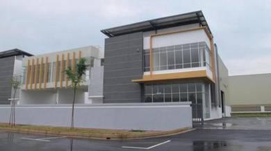 2sty SEMI D Factory Semtec Park Semenyih LA20000 BELOWMARKET Kajang FH