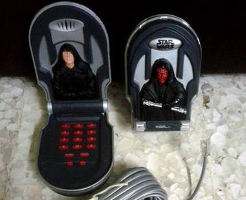 Star Wars Real Darth Maul / Emperor Compact Phone