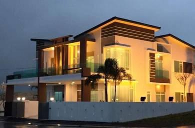 Ipoh Luxury Grand Summit Double Storey Semi-D, Lahat, Ipoh
