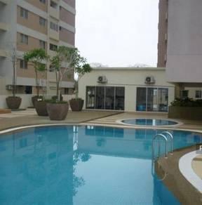 Beverly 2 Bandar Menjalara 981sf Kepong (RENOVATED, SemiFur) KL