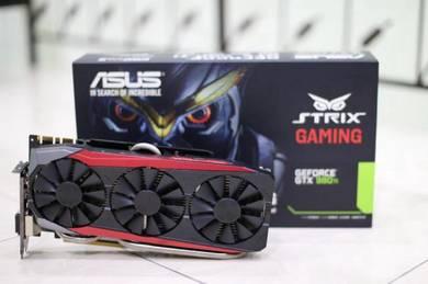 Asus Strix Nvidia GTX 980ti