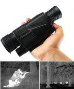 Infrared Digital Military Night Vision Monocular